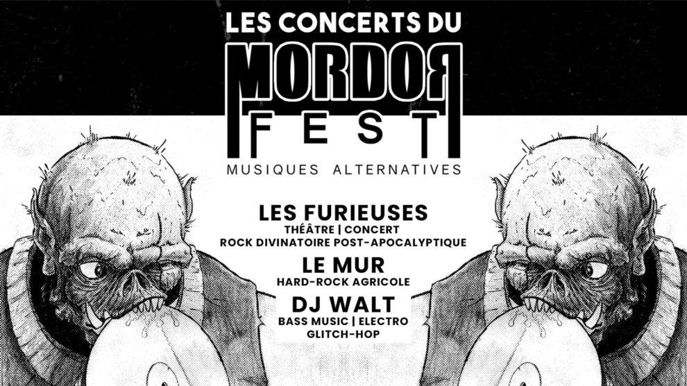 Premier before du festival Mordorfest