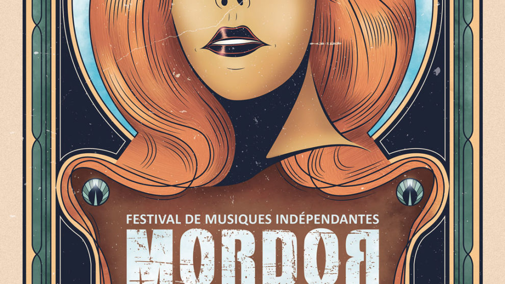 Affiche MORDORFEST 2019