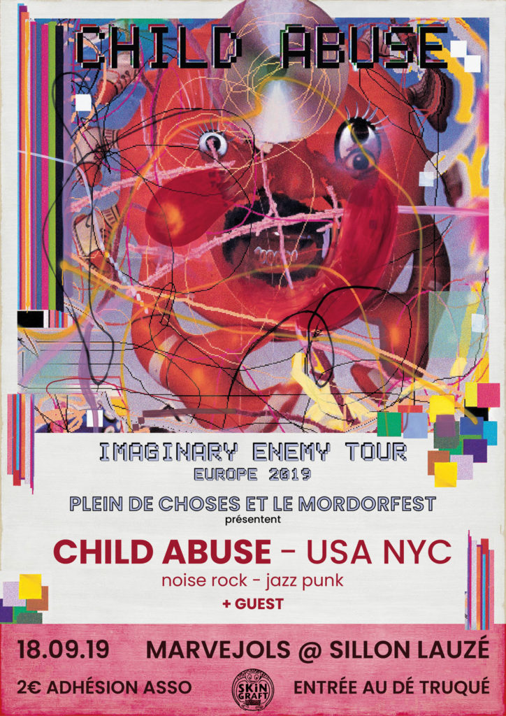 affiche child abuse